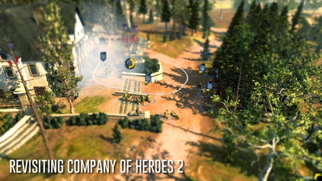 Revisiting Company Of Heroes 2 Tictac Tactics