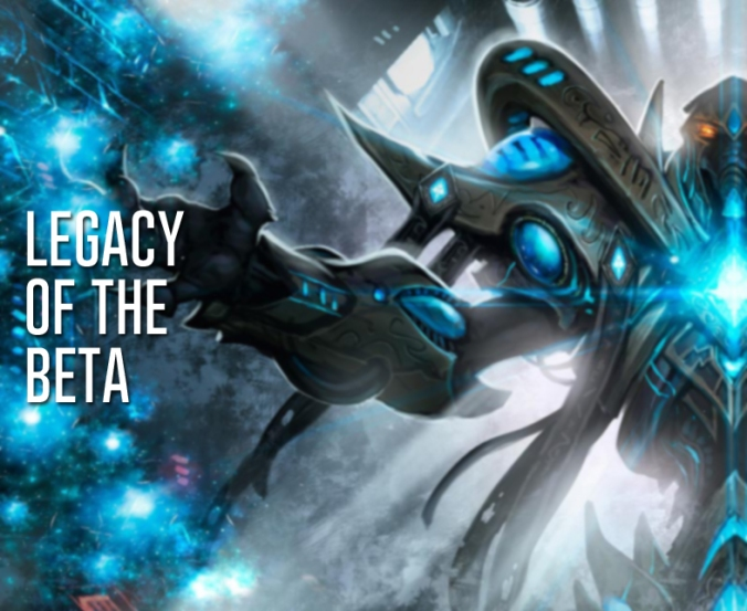 Legacy of the Beta